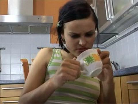 She Realize That Boys Pour Something In Her Drink But It Was Too Late