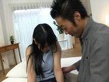 Shy Big Breasted Schoolgirl Has No Clue How Big Maniac Friend Dad Is