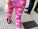 Calza rosa Argentina microcentro