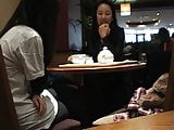 Cafe flash to Chinese students in Florida