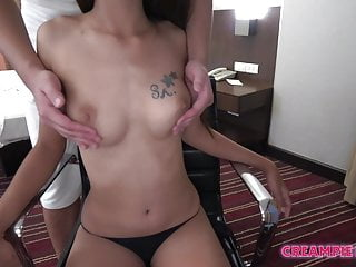 My Asian whore pussy gets used by Japanese guy
