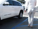 Sexy thick ass PAWG in heels crossing the street Pt 2