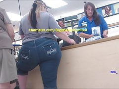 Cam 34: Gothic Big Booty BBW Jeans PAWG 3