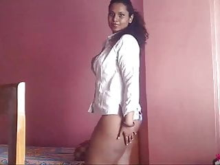Big Ass Indian Tamil Star Horny Lily In Her Bedroom