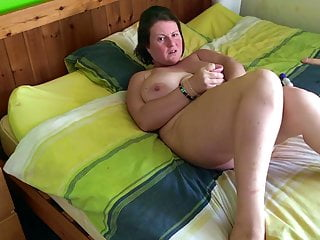 housemate solo home alone masturbating nude with her laptop