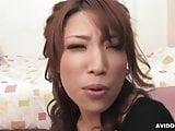 Japanese chick, Aya Sakuraba got creampied, uncensored