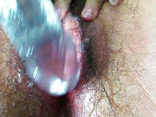 dildo rub