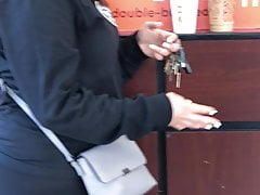 Fat Ass at Dunkin 2