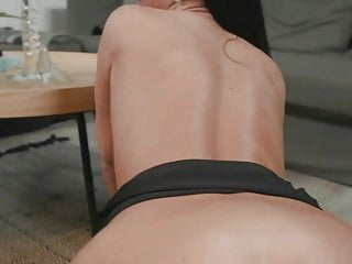 Valentina Ricci Spreads Her Ass For Big Black Cock