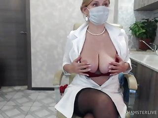 The Amazing SquirtyMilf - Big Tits, Tights and Hold-Ups