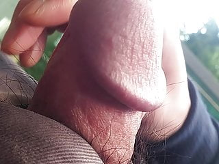 dickflash and cumshot for korean beauty
