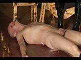 Cruel Mistress Tortures The Moneyslaves In Her Studio