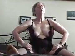 Black pipe being laid in granny