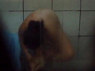 Tetas no banho gostoso