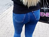 Candid tight booty jeans Part 1