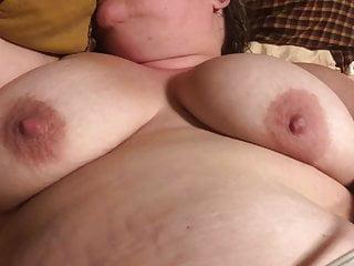 BBW Milf wife masturbating
