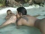 Lesbian Lust Island - Nikky & Nomi