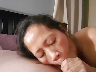 Does not like cum in mouth