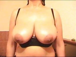 Big tits groped