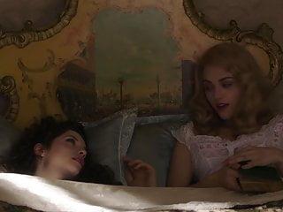 Jessica de Gouw, Katie McGrath - Dracula s1e03