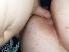 Fucking my fat hairy wife
