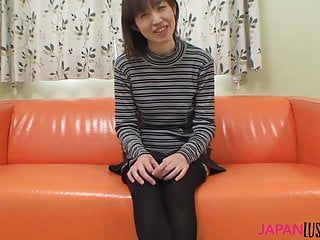 Japanese Nobue Utsumi drilled doggystyle hard