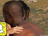 African Style Romantic Sex