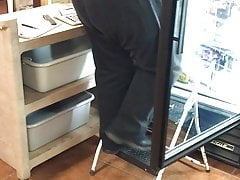 Ssbbw bending over for me 2