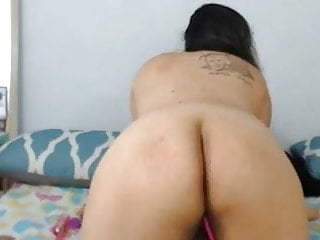 Mexican Milf Body on Display Webcam